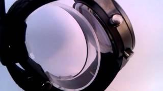 Infantry Mont Blanc white pánske hodinky