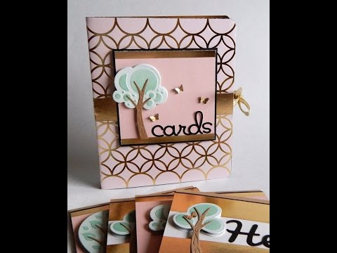 Creative Cafe Weekend Workshop: Handmade Boxed Card Set