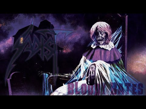 SADIST - Bloody Bates (Lyric Video) Mp3