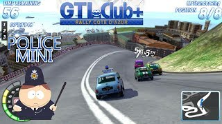 GTI Club+ Rally Côte d'Azur - Medium with Police Mini (PS3)