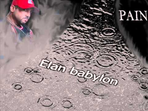 אילן בבילון - כאב  Elan Babylon - Pain