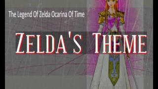 Remix: The Legend Of Zelda OOT -Zelda