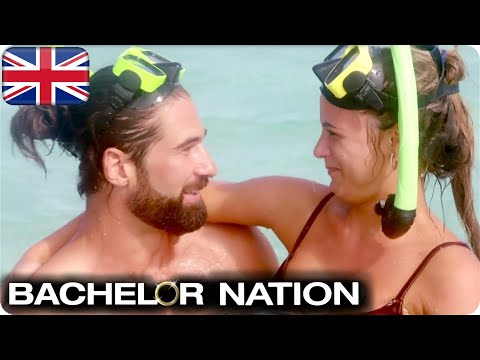Alicia & Alex Feed Stingrays On Final Date   The Bachelor UK