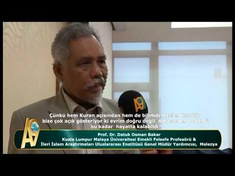 Prof. Dr. Datuk Osman Bakar - Kuala Lumpur Malaya Universiteti Təqaüdçü Fəlsəfə professoru