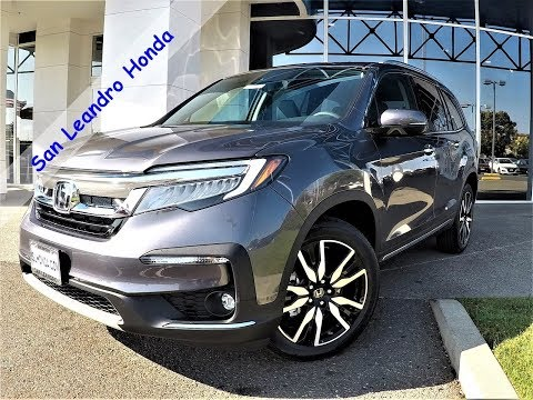 2019 Honda Pilot EX-L AWD Sale Price Lease Bay Area Oakland Alameda Hayward Fremont San Leandro CA 4