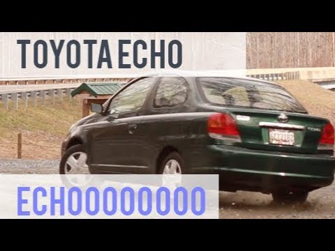Toyota echo: The car no one wants