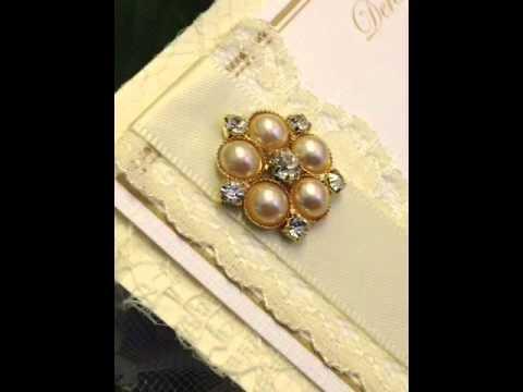 Great Gatsby wedding invitations and vintage wedding stationery ideas