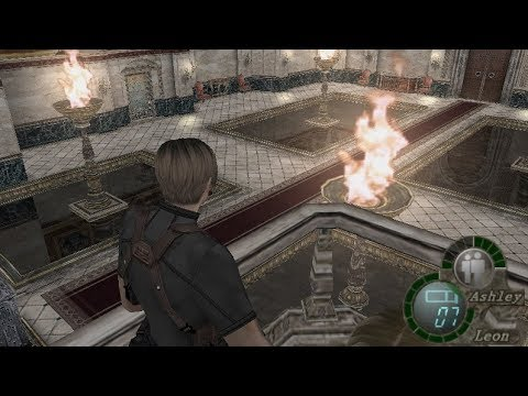 The Hardest Room In Resident Evil 4 [Revisited]