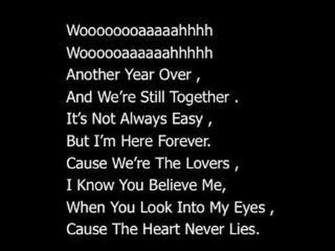 The Heart Never Lies-McFly