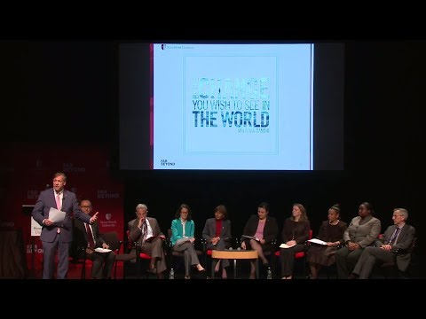 Stony Brook University Diversity Town Hall, Fall 2017