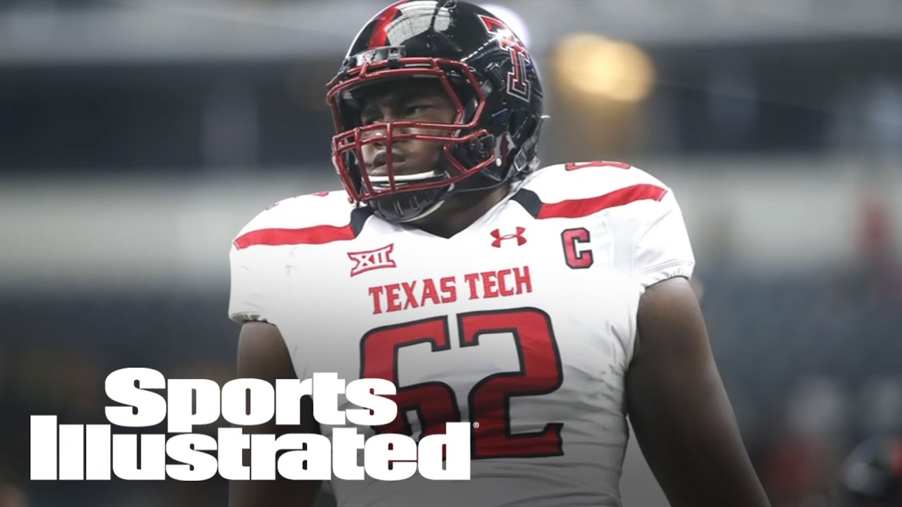 best service 70655 02323 SI50: Texas Tech offensive tackle Le'Raven Clark   2016 NFL Draft   Sports  Illustrated