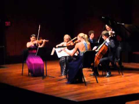 TOWATOP Cincinnati Young Artists Student Chamber Music Concert