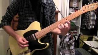 La Dispute- Harder Harmonies guitar cover