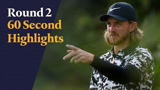 Tommy Fleetwood puts himself into contention at Royal Portrush
