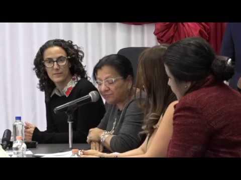 Discurso de la Presidenta de #CDHCM, Nashieli Ramírez Hernández, en Alcaldía Venustiano Carranza