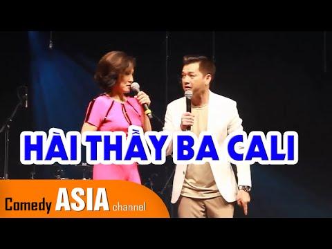 Hài Quang Minh Hồng Đào 2016 THẦY BA CALI
