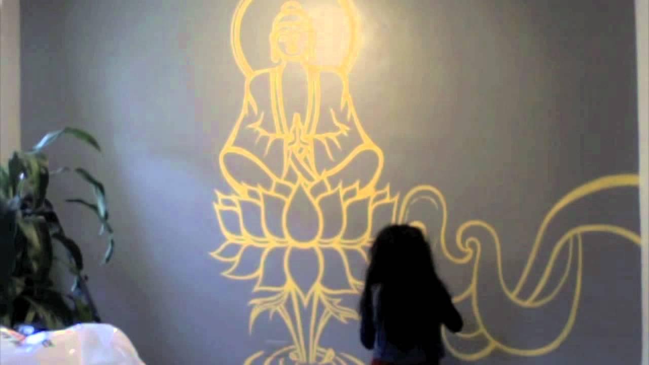 alana tsui buddha mural youtube alana tsui buddha mural