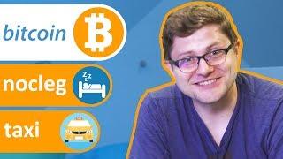 Jedyne taxi za Bitcoiny, szukam noclegu i małe komplikacje  | TYDZIEŃ NA BITCOINIE | Odcinek 1