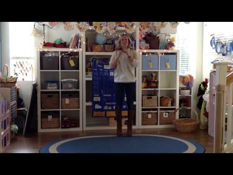Hello Song for Circle Time - Perfect for Preschool and Kindergarten Children