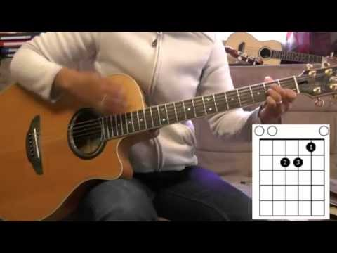 How to play Soul asylum Runaway train ☆Tuto Guitare Tab ☆ - YouTube
