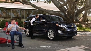 "If ""Real People"" Commercials were Real Life - Chevy Equinox Valet AD"