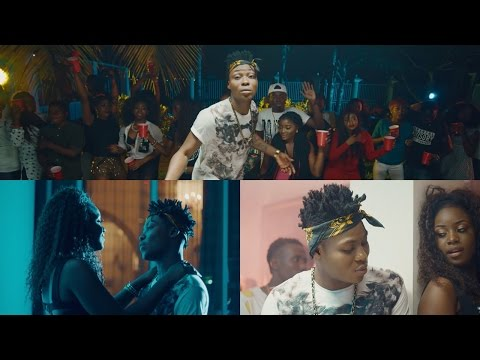 Reekado Banks - Corner ( Official Video )