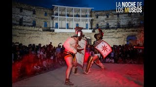 Los museos de Cartagena recibieron a 61.175 visitantes en su gran noche