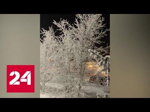 """""""Погода 24"""": синоптики предупреждают о резком похолодании на юге Сибири - Россия 24"""