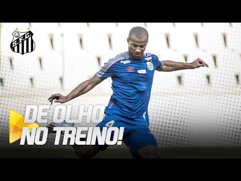 SANTOS TREINA NA VILA BELMIRO! | DE OLHO NO TREINO (25/06/19)