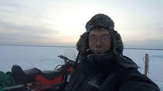 Отчёт с рыбалки 25.12.2019