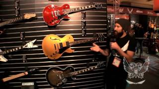NAMM 2017 Dean Guitars