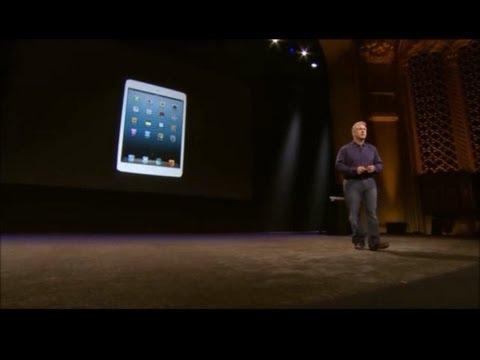 Apple Special Event 2012 - iPad Mini Introduction
