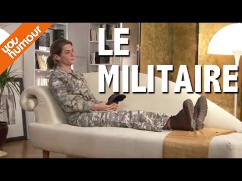 Victoire chez le psy, Le militaire
