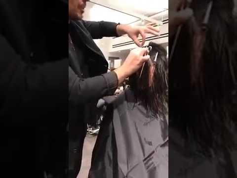 Women's Short Haircut Makeover Tutorial - Hairbrained