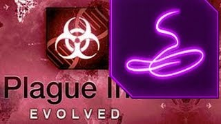 Parasite Mega Brutal Plague Inc: Evolved Gameplay