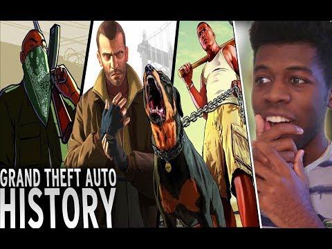 L'HISTOIRE DE GRAND THEFT AUTO (1997 - 2015) thumbnail