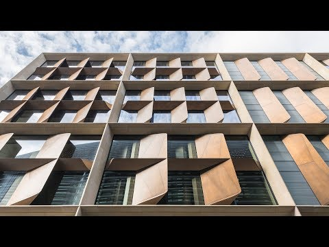 Bloomberg by Foster + Partners wins RIBA Stirling Prize 2018