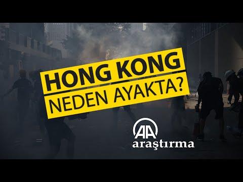 Hong Kong neden ayakta?