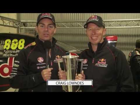 Craig Lowndes & Steven Richards Win Bathurst 1000 I Caltex Australia Official