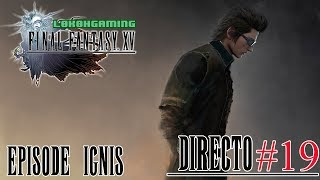 Vídeo Final Fantasy XV