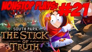 Let's Play | South Park: The Stick of Truth | Part 21 | Nazi Chef!!!!