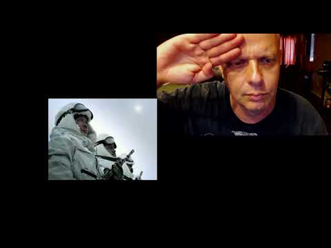National Anthem Of India - The Siachen Glacier - Reaction Video