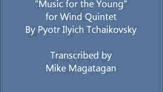 """Music for the Young"" for Wind Quintet"