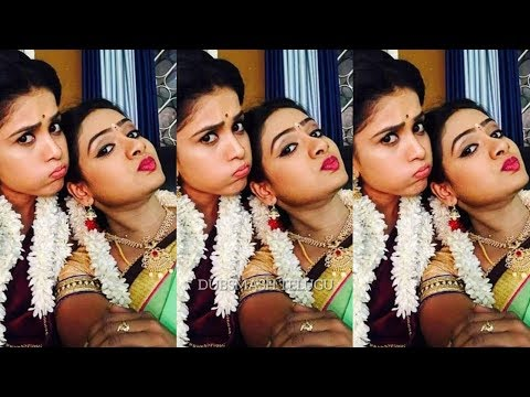 Zee Telugu Serial Mudda Mandaram Tanuja Dubsmash Telugu