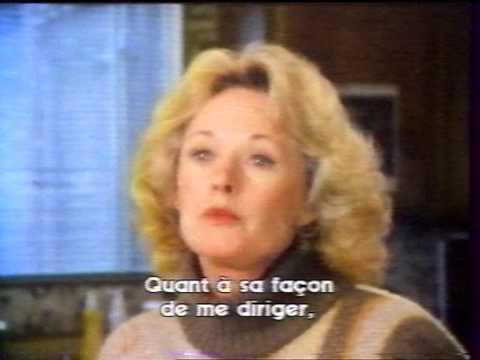 Cinéma Cinémas - Speciale Hitchcock - Tippi Hedren - 1984