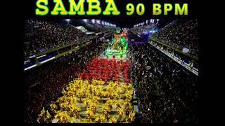 Instrumental Samba 90 BPM - Bateria Escola de Samba