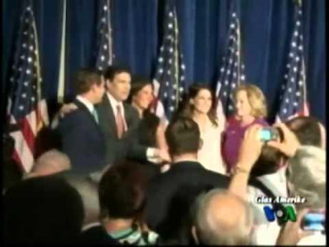 Rick Perry pokrenuo entuzijastičnu kampanju