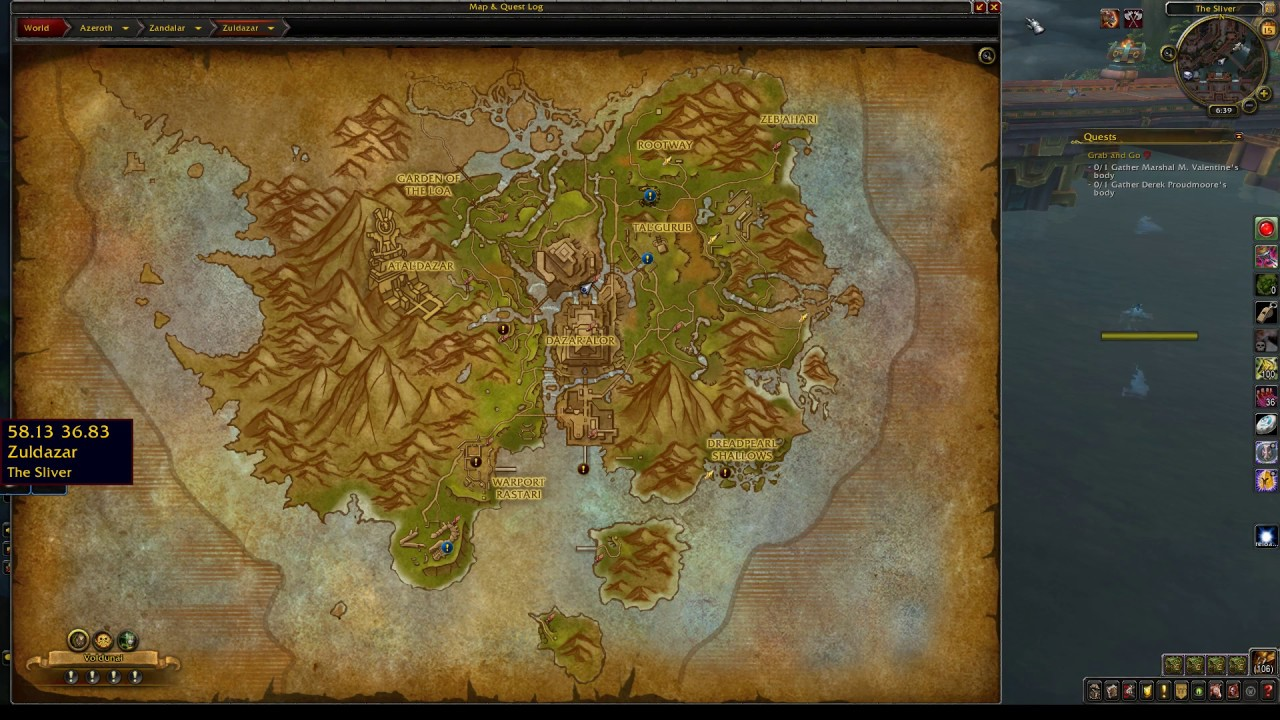how to find a lfr fishing wow