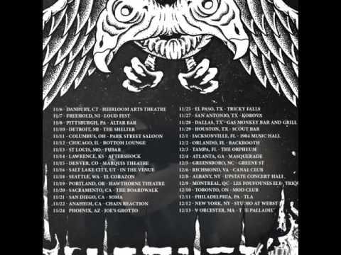 The Acacia Strain - Tune Low Die Slow - Tour Promo Video