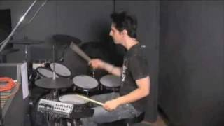 The Best Drum Sample Sounds- Modern/Vintage Rock- Glen Sobel SSD